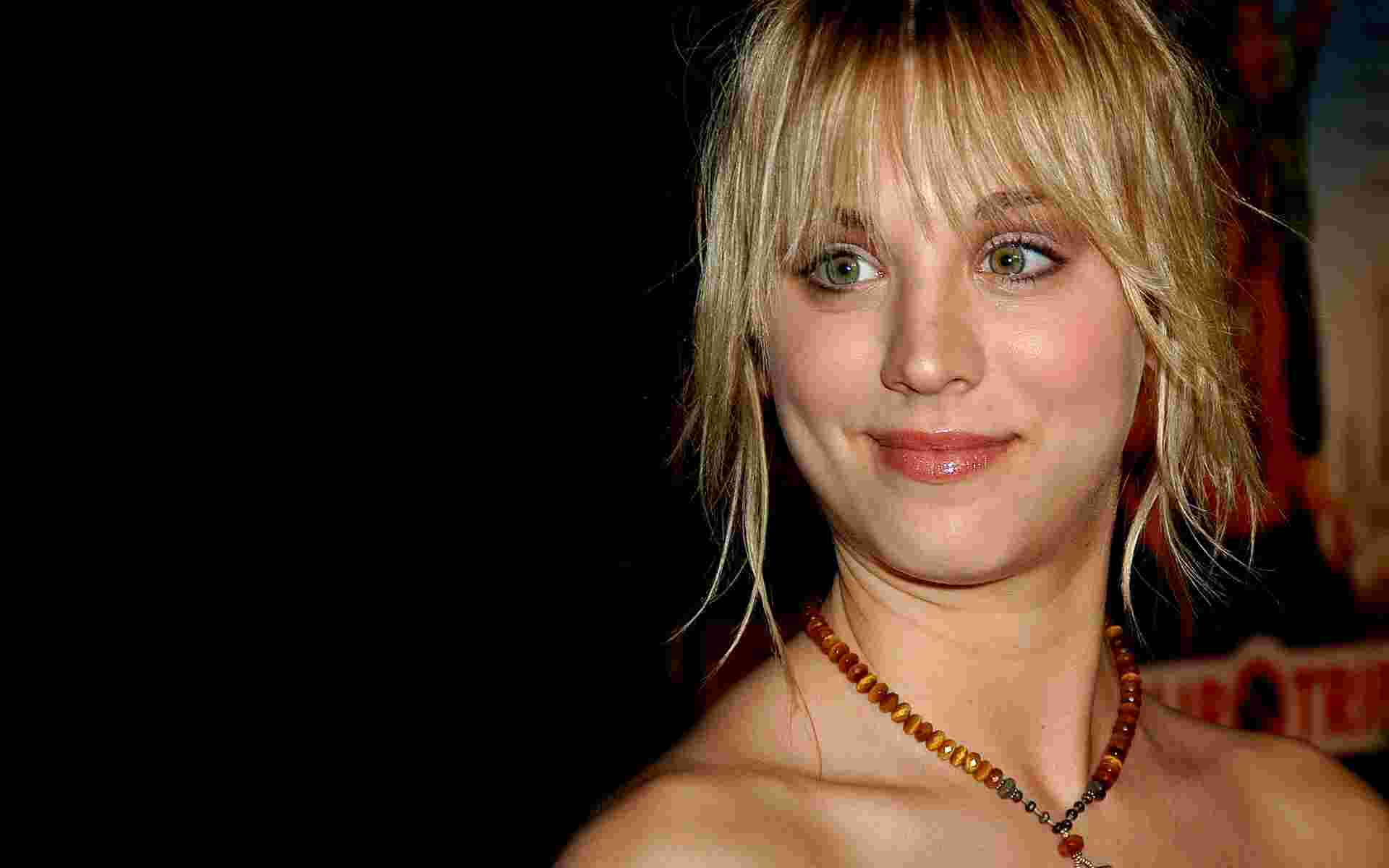Kaley Cuoco 009 wallpaper   Kaley Cuoco   Celebrities Girls 1920x1200