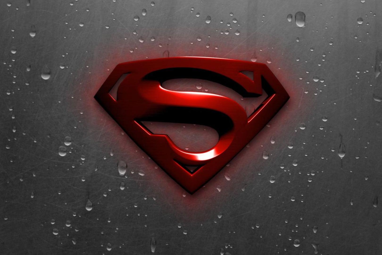 Superman Logo Wallpaper hd 19201080 HD wallpaper background 1620x1080
