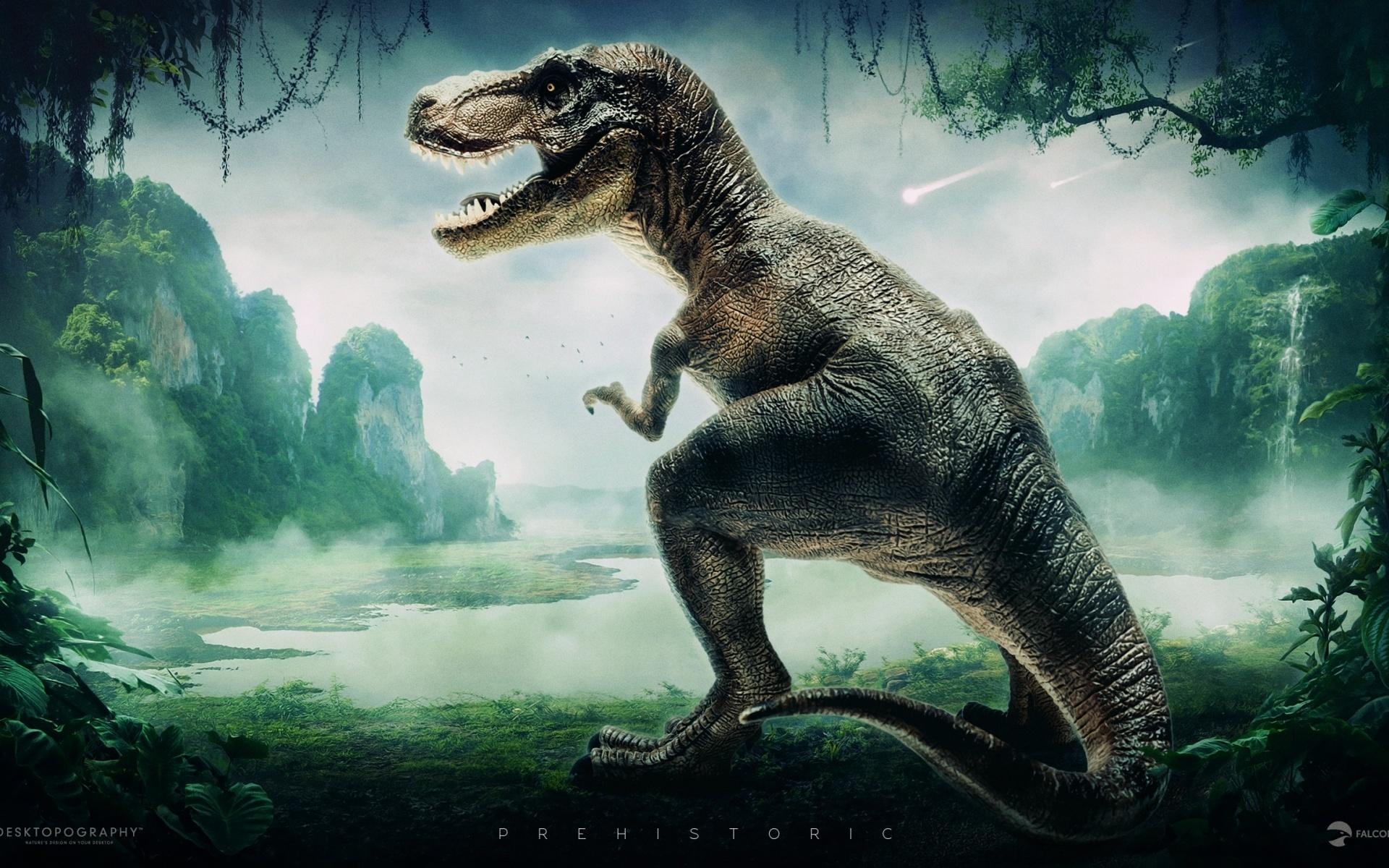HD Dinosaur Wallpapers - WallpaperSafari