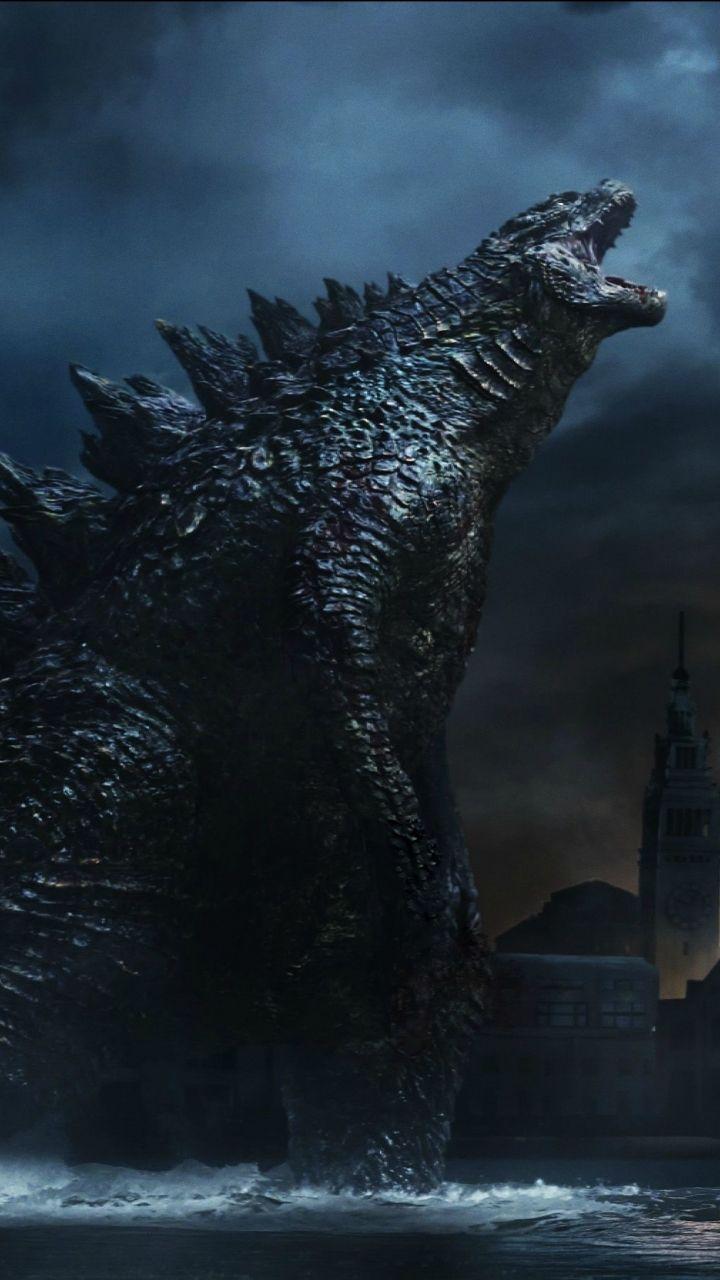 Godzilla iPhone Wallpapers   Top Godzilla iPhone Backgrounds 720x1280