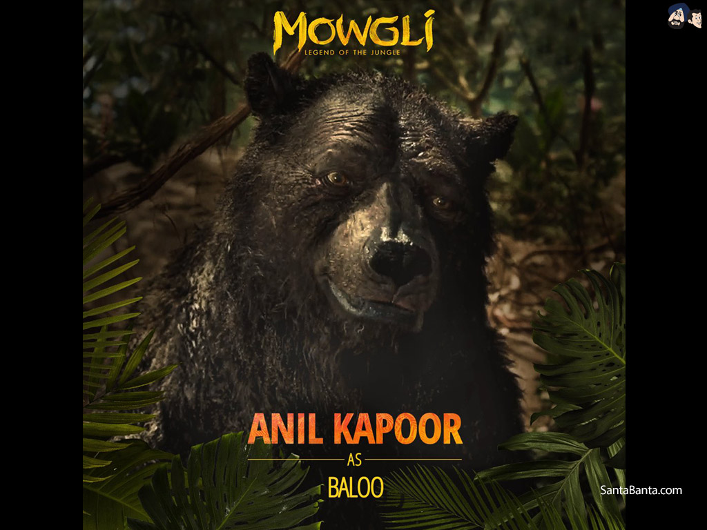 Mowgli Legend of the Jungle Wallpaper 6 1024x768