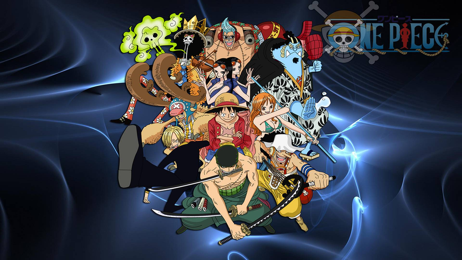 One Piece Wallpapers Luffy 1920x1080