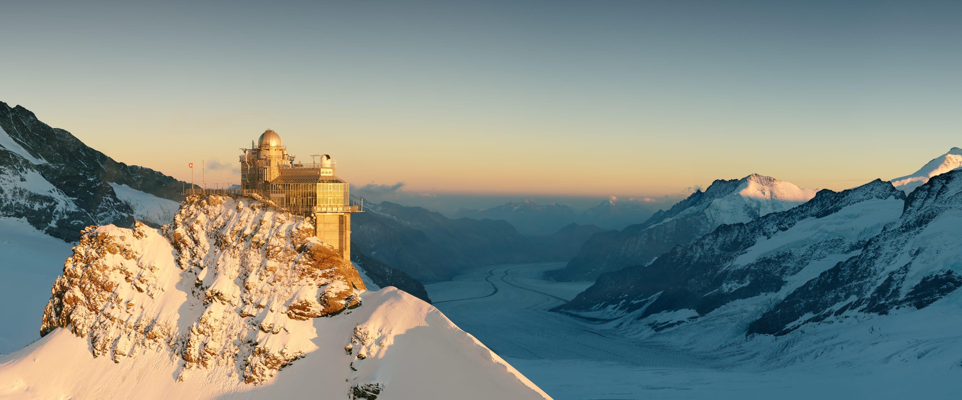 Jungfraujoch Top of Europe jungfrauch 3354x1397