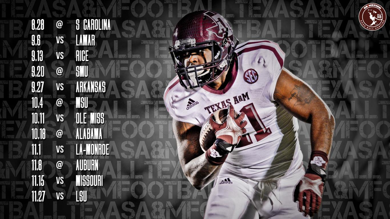 Aggie Football Desktop Backgrounds and Mobile Wallpapers ChatAggies 1366x768