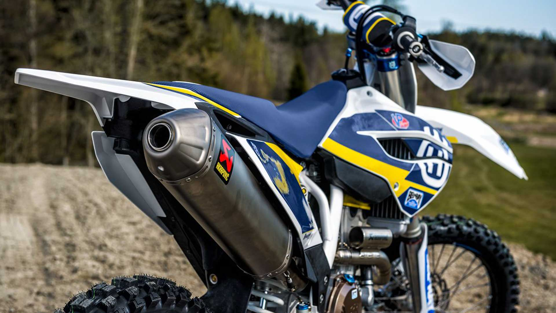 Husqvarna Motorcycles at Midwest RacingWiltshire UK 1920x1080