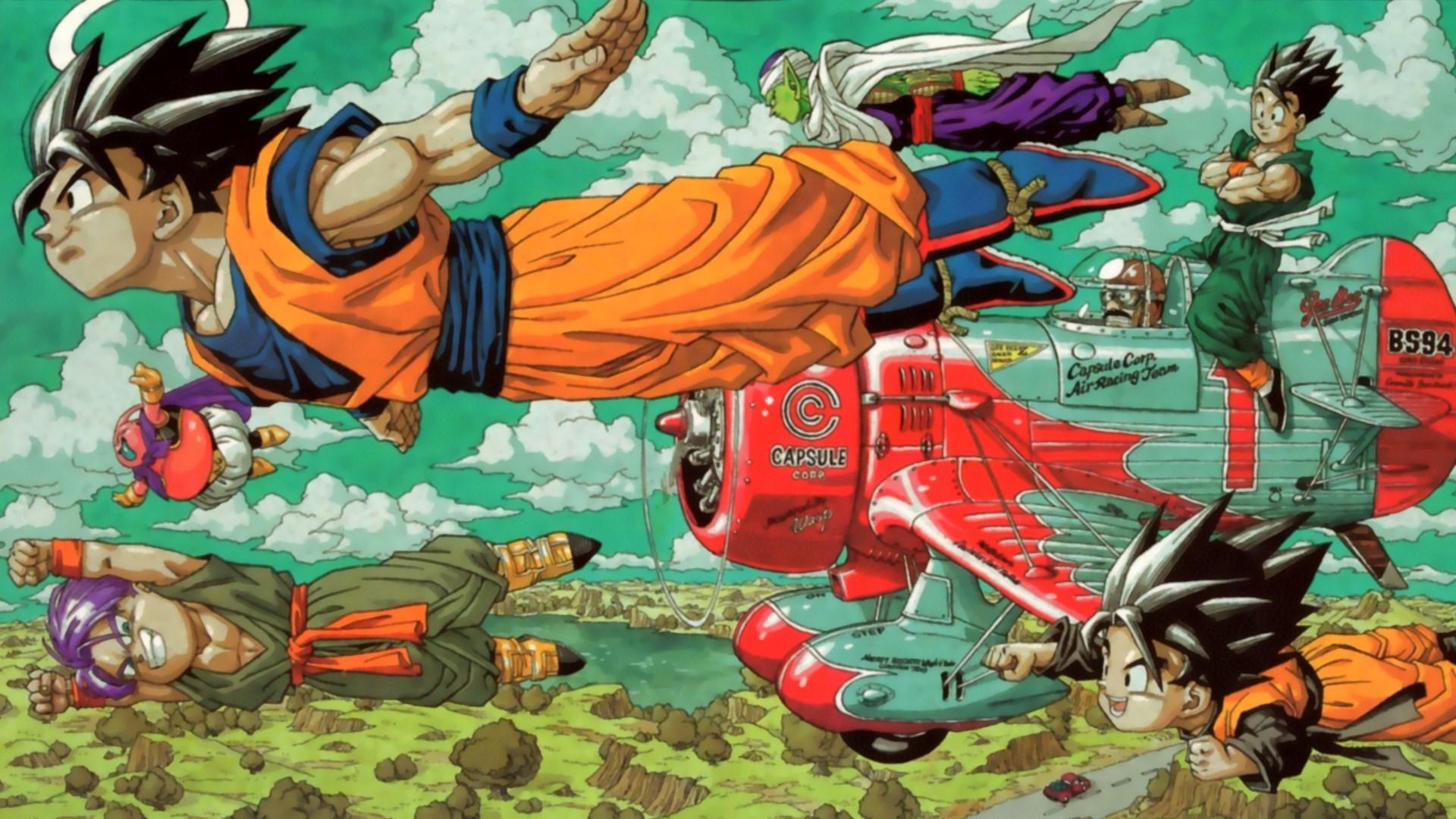 Dragon Ball Z HD Wallpapers 1920x1080