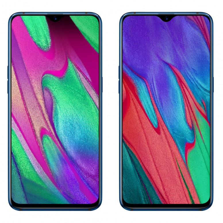 Mi Resources Team] Samsung Galaxy A40 Built In Stock Wallpapers 776x776