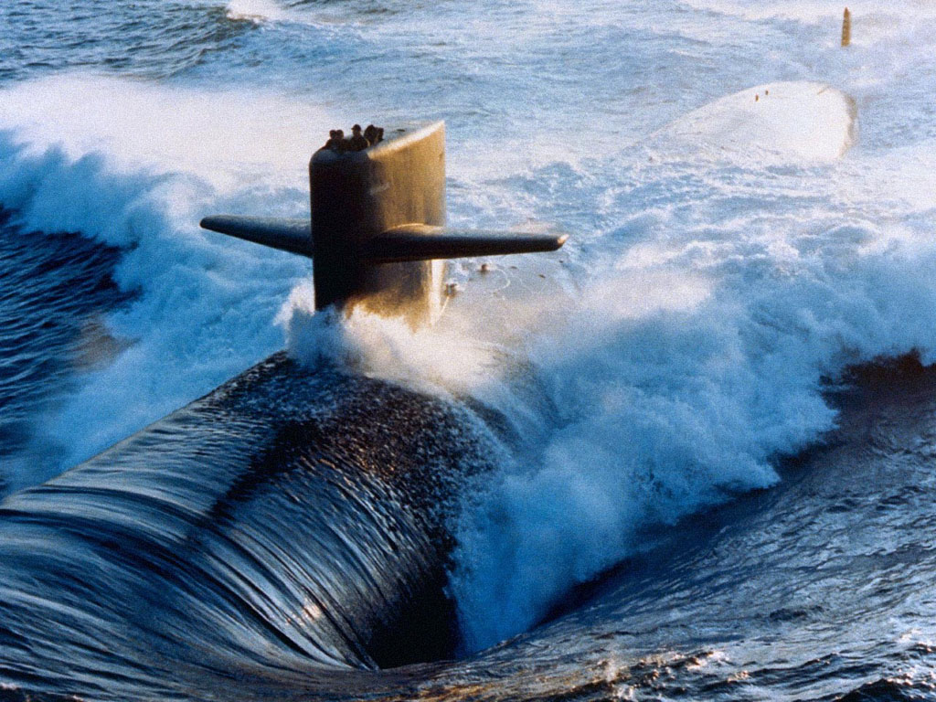 US Navy Submarines Global National Security Divine Power Annapolis 1024x768