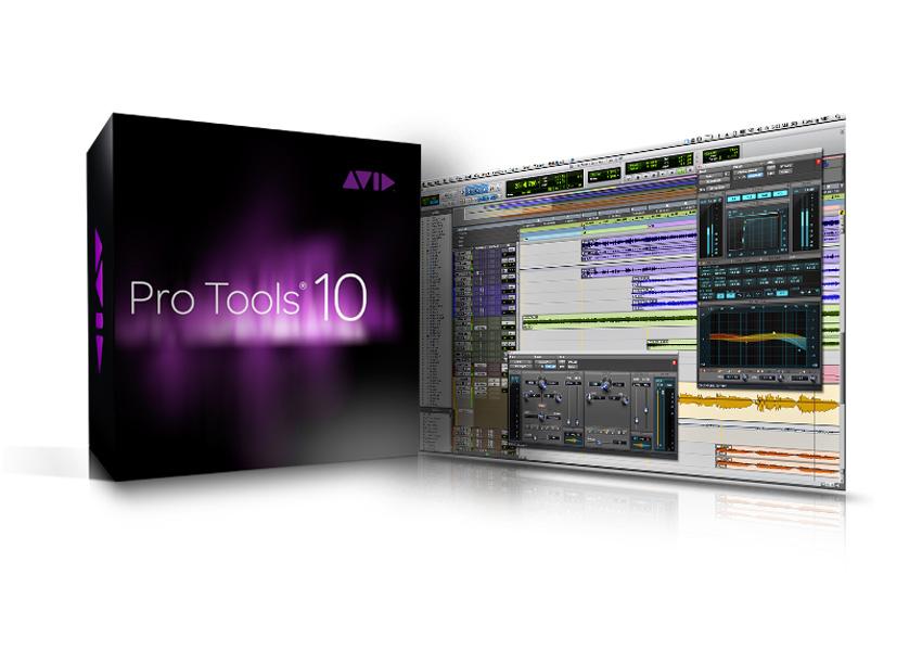 avid pro tools 12 mac crack software