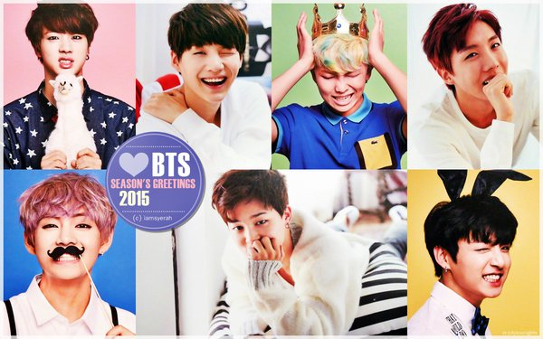 Bangtan 2015 Seasons Greetings by iamsyerah 600x375