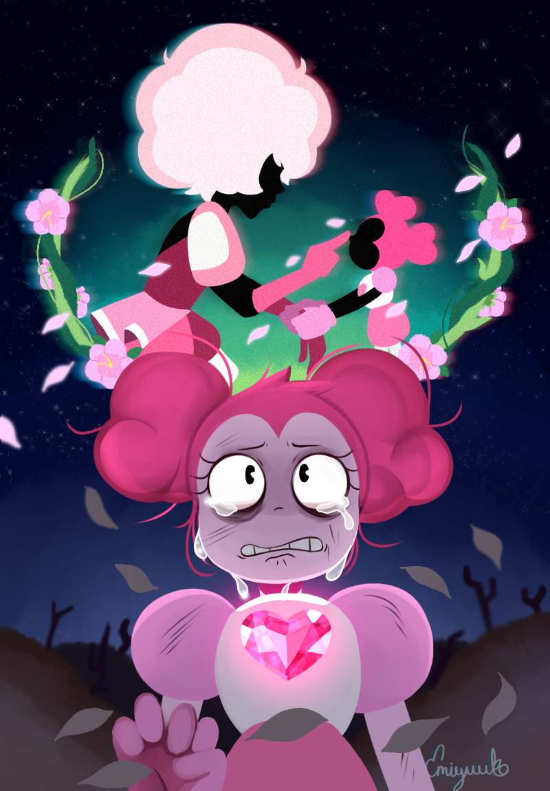 Spinel Steven Universe The Movie by Its YamiSwan 800x1150