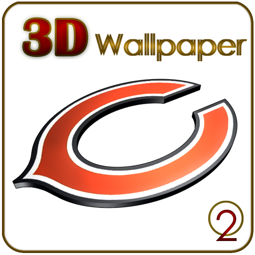 Chicago Bears 3D Live Wallpaper 3D Live Wallpaper for Android 512x512