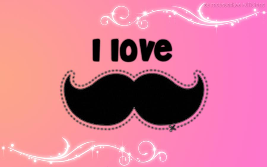 Cute Mustache Wallpapers - WallpaperSafari