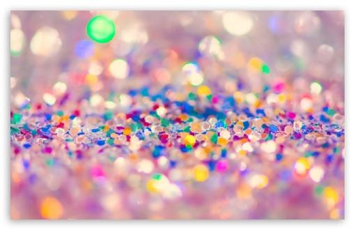 Colorful Glitter HD desktop wallpaper High Definition Fullscreen 510x330