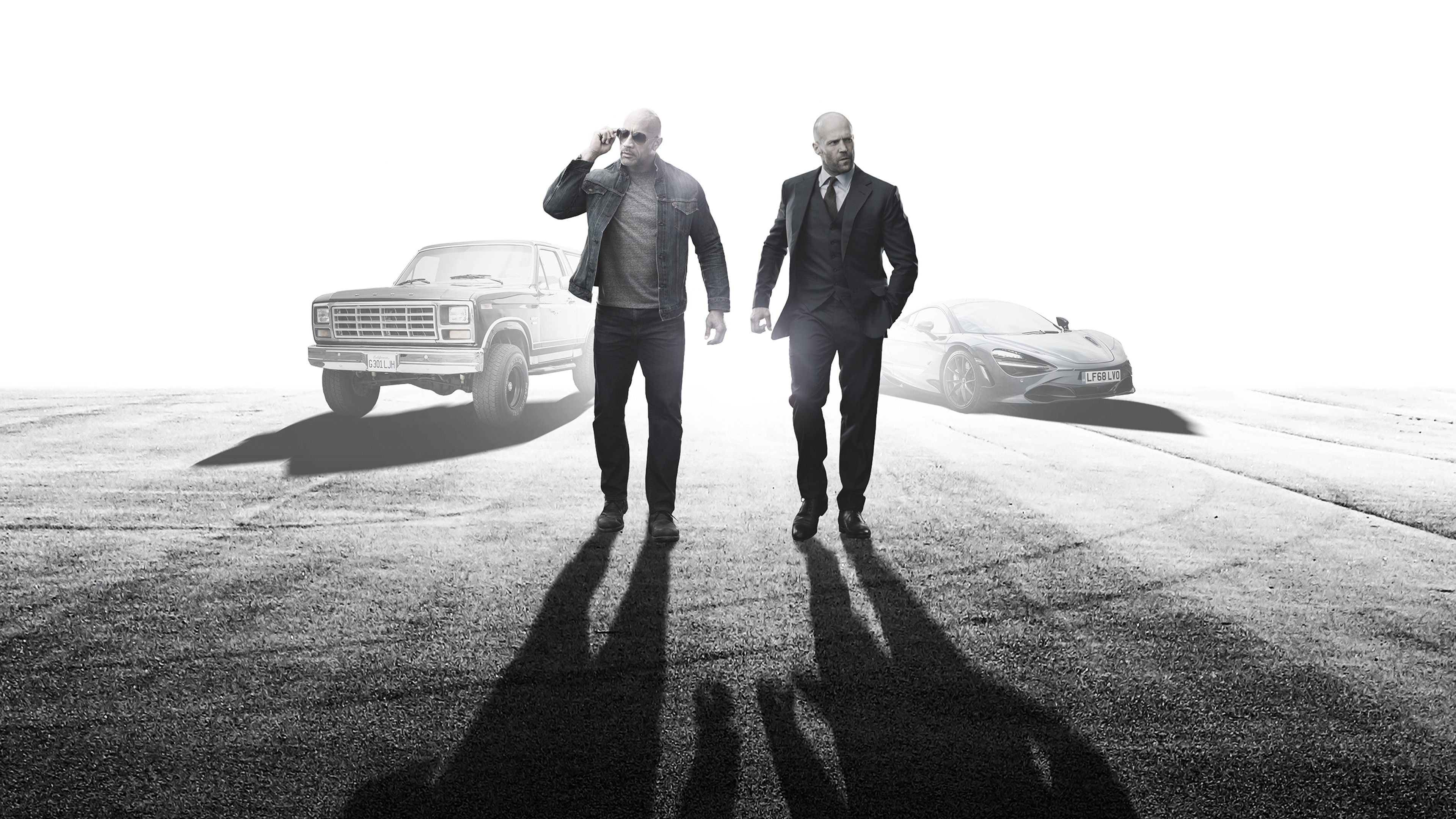 Fast Furious Presents Hobbs Shaw 4k Ultra HD Wallpaper 3840x2160