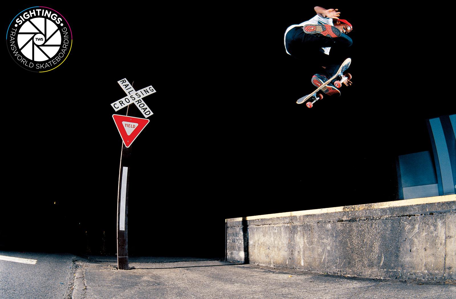 Wednesday Wallpaper Theotis Beasley Transworld Skateboarding 1600x1050