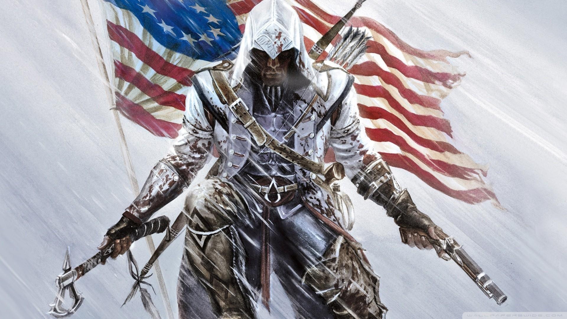 Assassins Creed 3 Wallpapers 5 HD Desktop Wallpapers 1920x1080