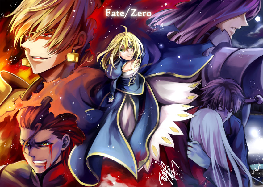Fate Zero wallpaper   ForWallpapercom 852x606