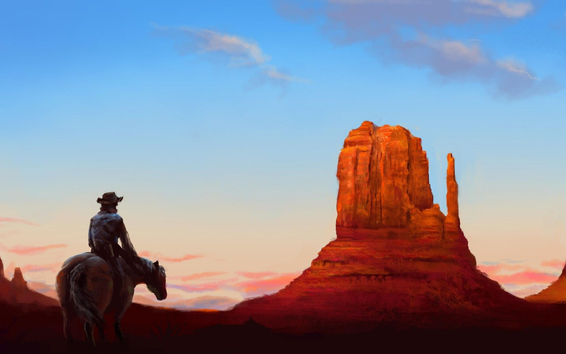 Free Download Wild West Wallpapers 1920x1200 For Your