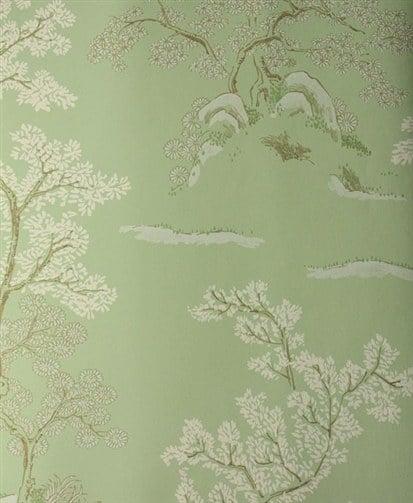 Oriental Wallpaper Designs Add Wallpaper to Your Interior Design 413x503