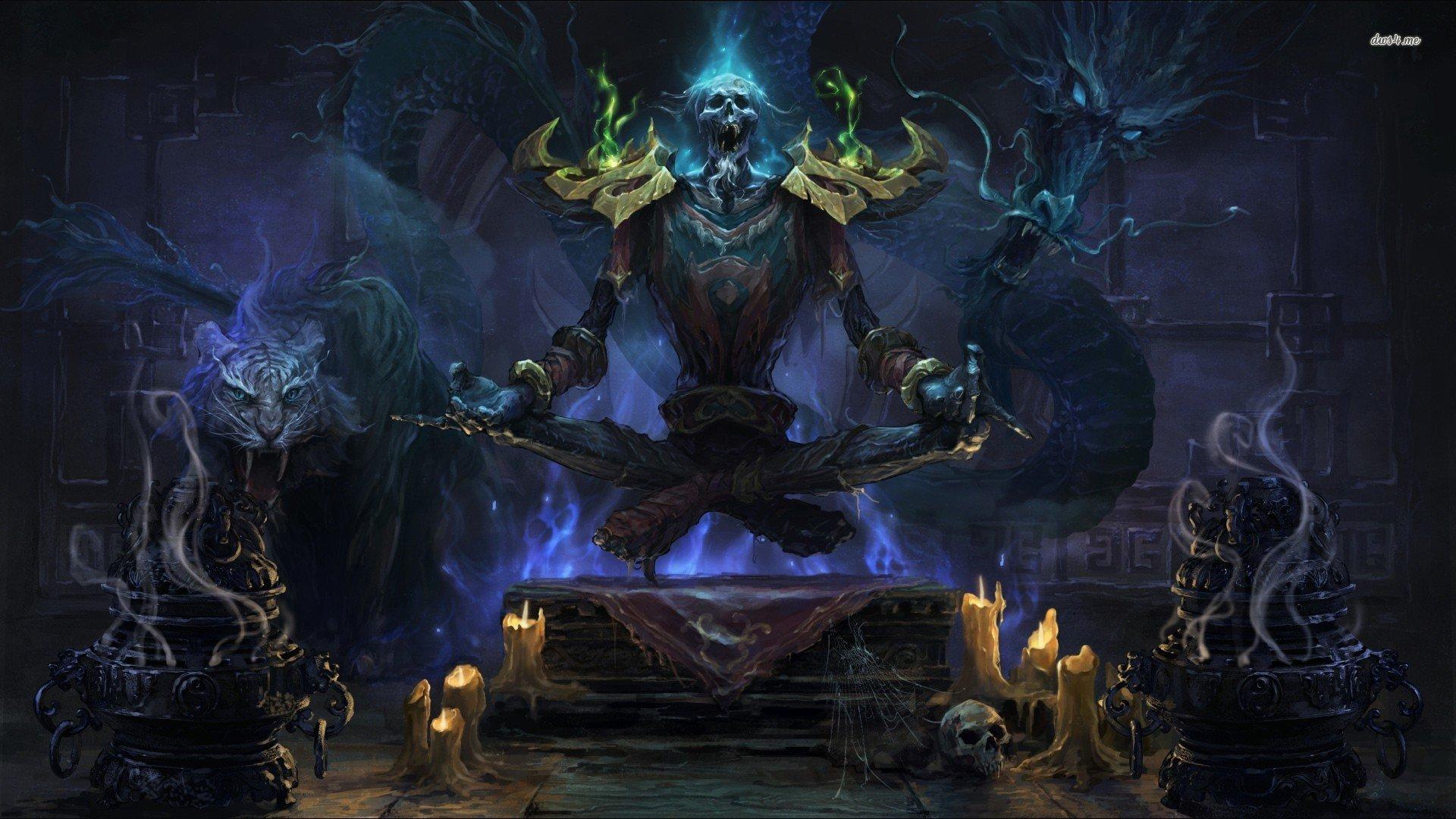 World Of Warcraft Backgrounds 1920x1080: [49+] WOW Druid Wallpaper On WallpaperSafari