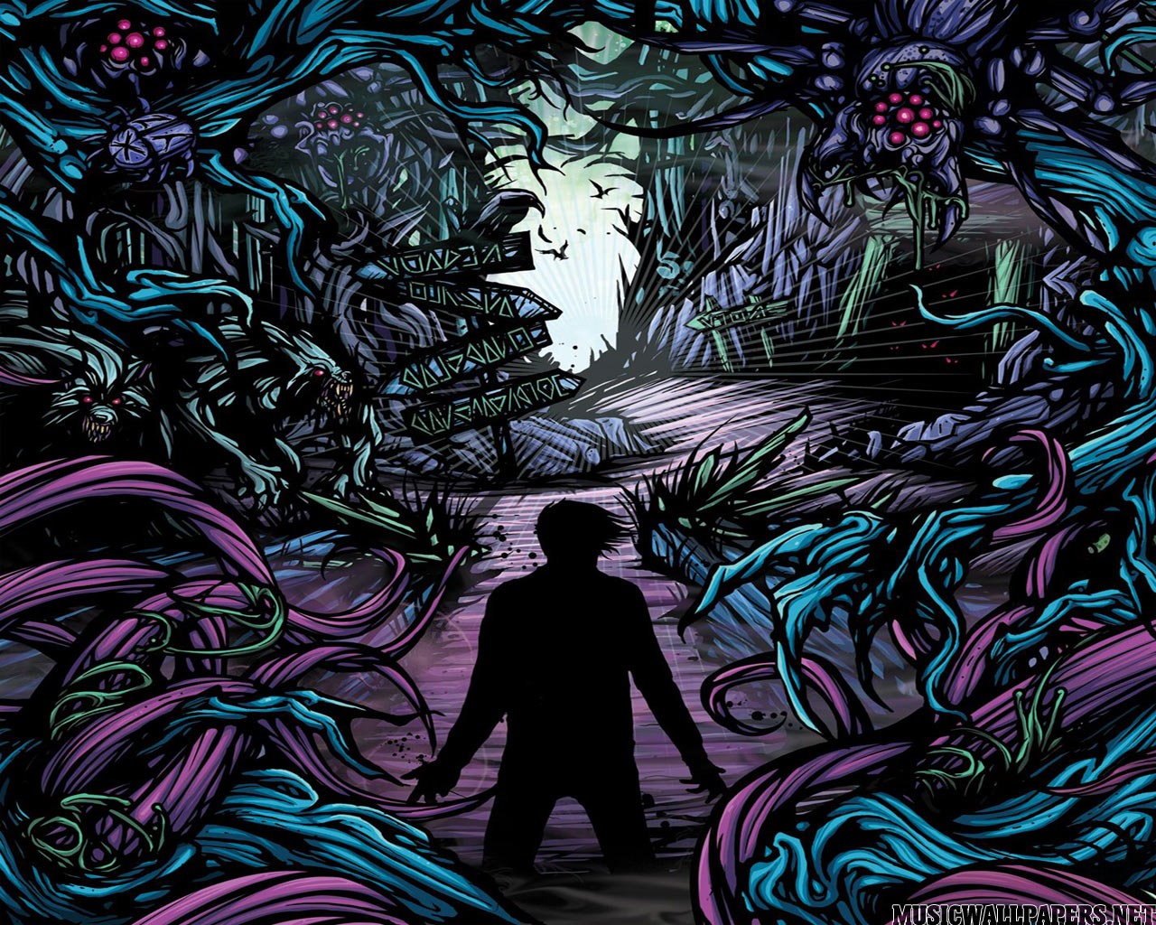Homesick Album Background Adtr Cover Tattoo 1280x1024