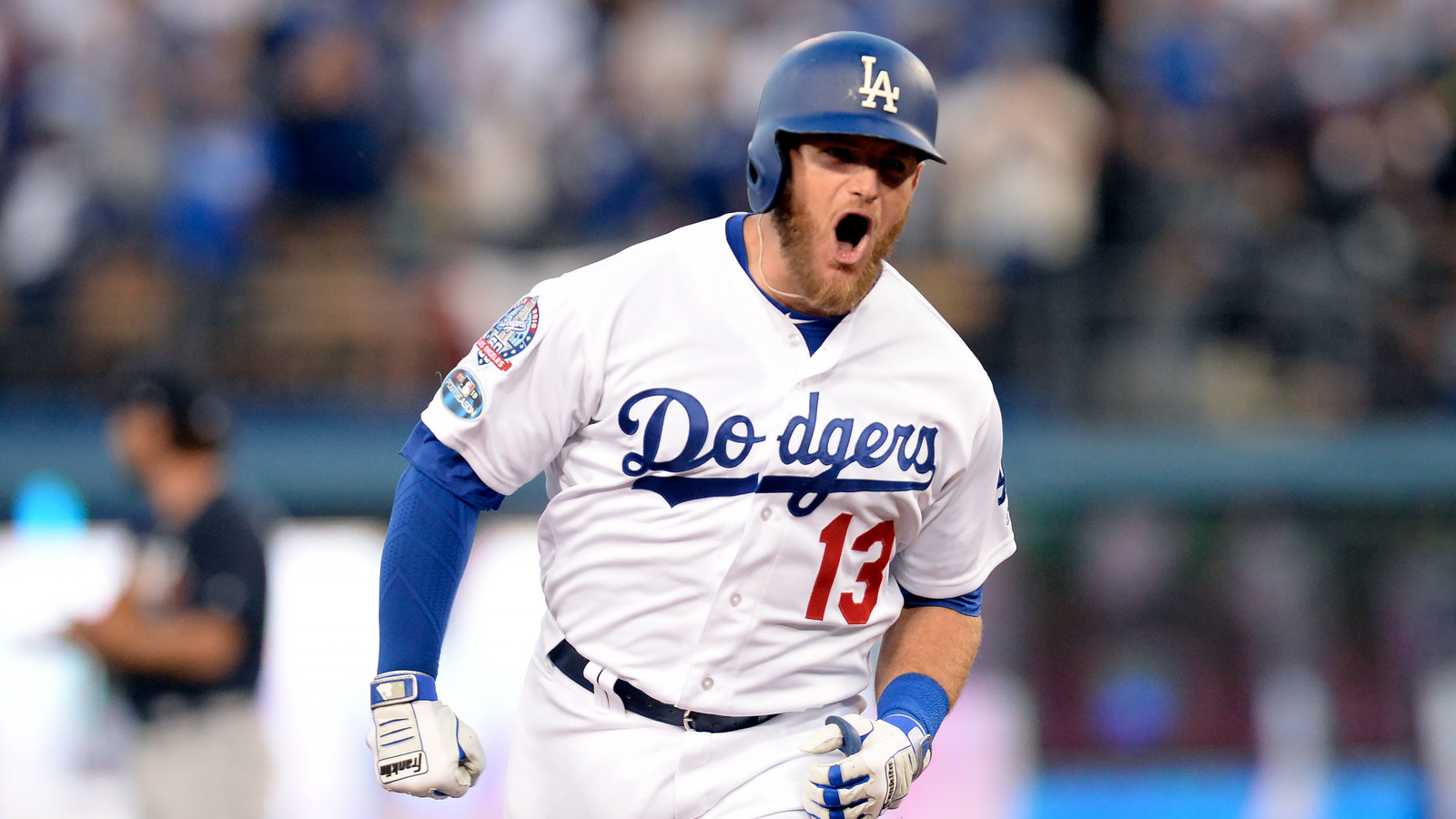 Watch Max Muncy smacks three run homer in Game 1 Yardbarker 1600x900
