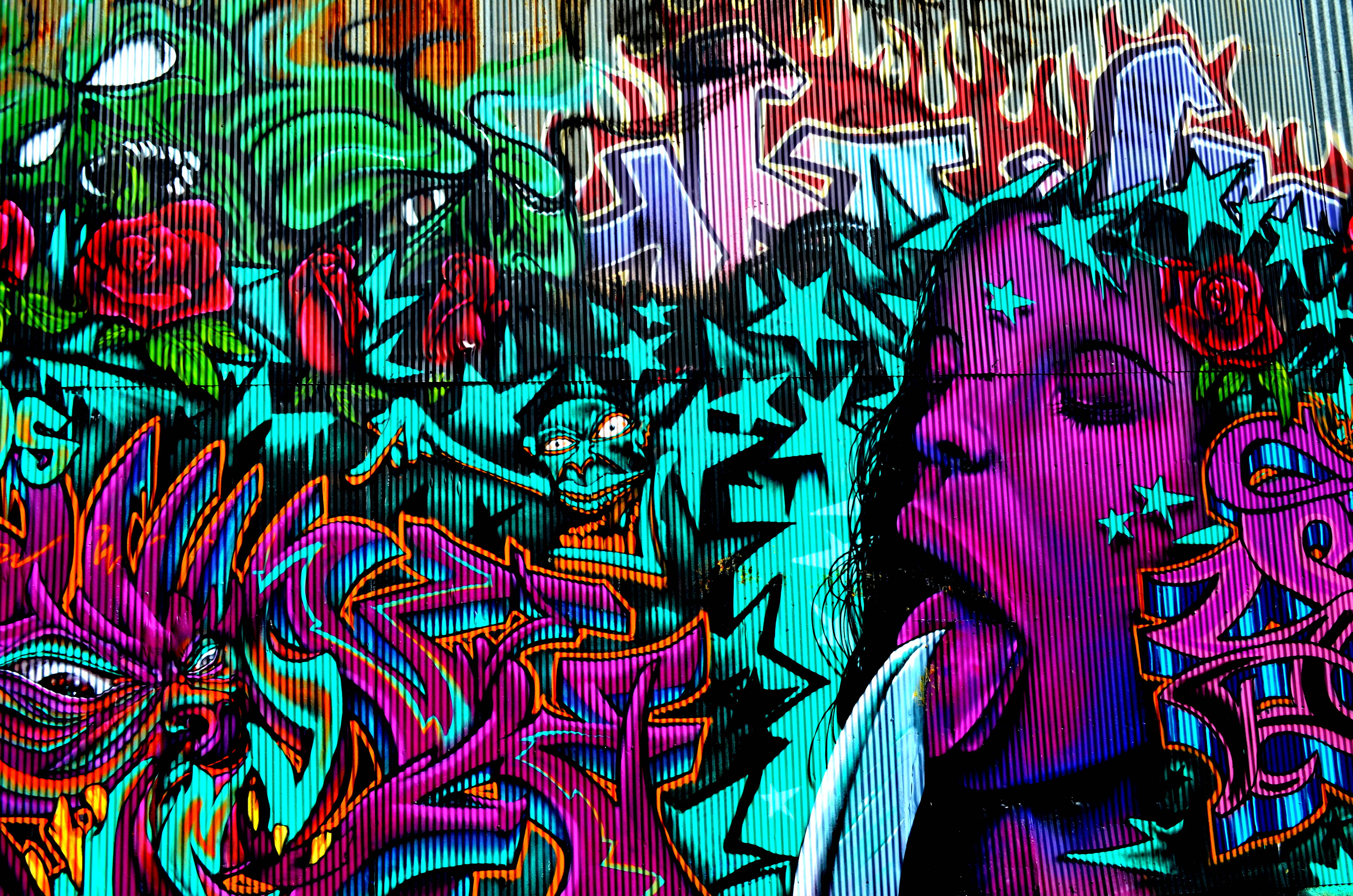 local offer Android Wallpaper Graffiti 4928x3264