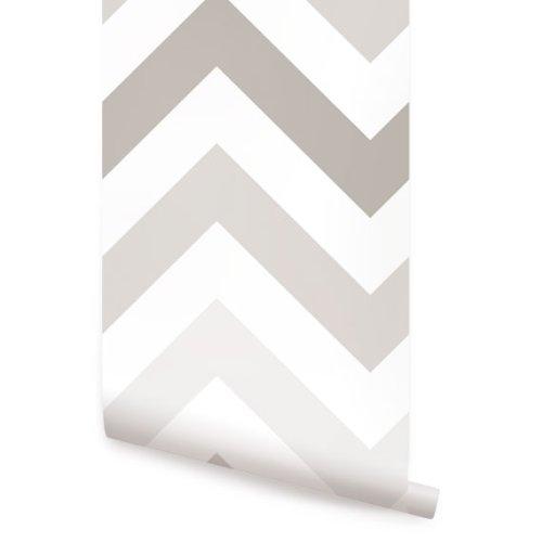wallpaper chevron grey peel stick fabric wallpaper fabric removable 500x500