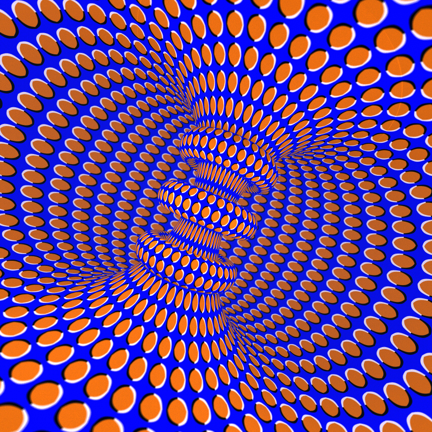 Wallpaper Moving: Moving Optical Illusion Wallpaper