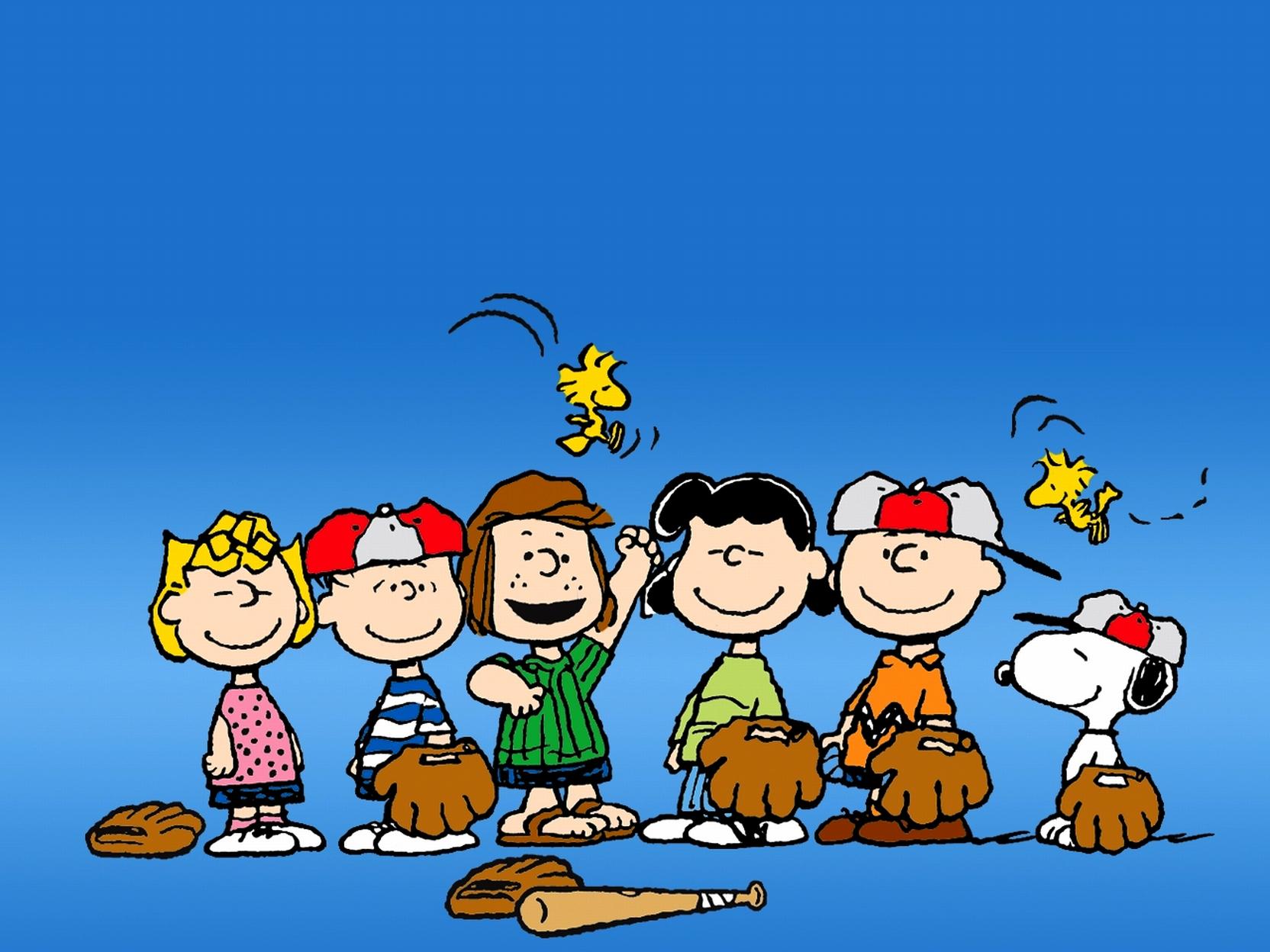 Peanuts Characters Snoopy Peanuts 1664x1248