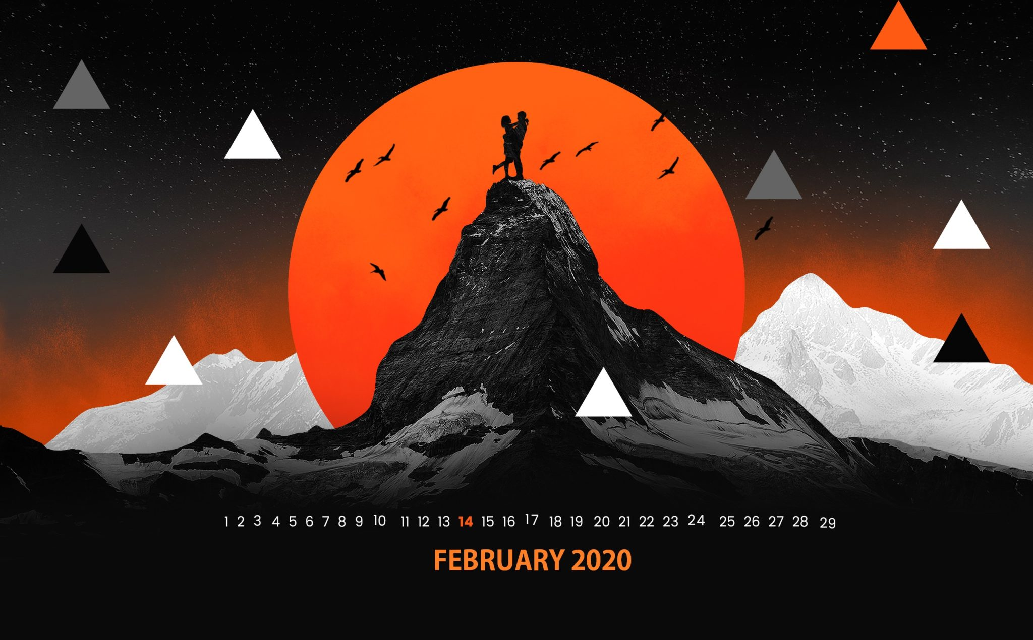 2020 Wallpaper Calendar Latest Calendar 2048x1270