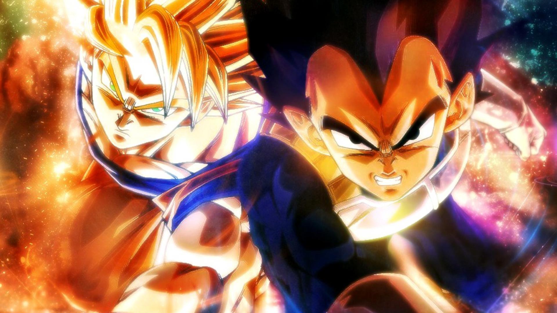Top Vegeta Goku Wallpaper 1600x900 Wallpapers 1920x1080