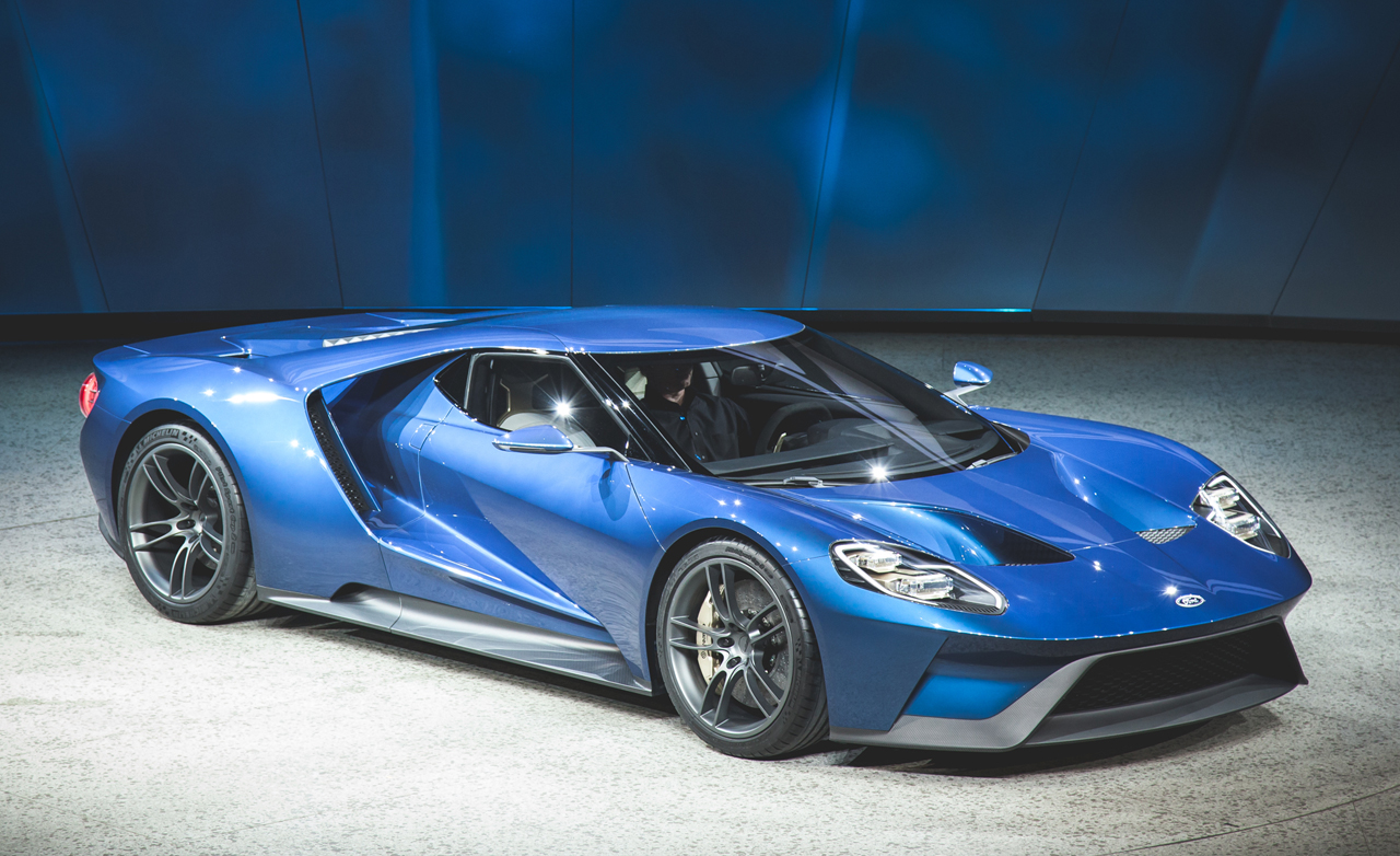 2017 Ford GT Full Desktop Backgrounds 1280x782