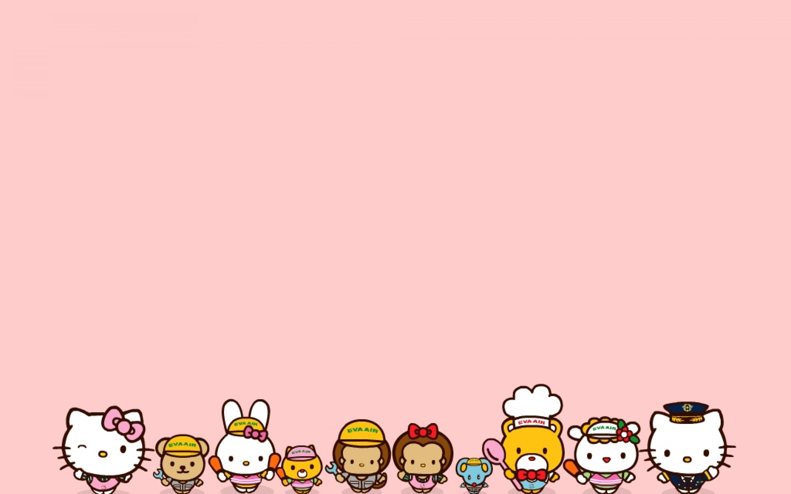 Hello Kitty Wallpaper HD 2560x1600