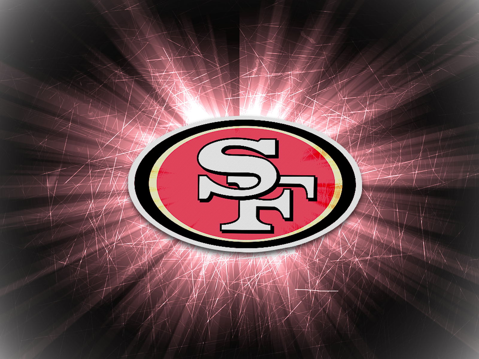 Francisco 49ers desktop background San Francisco 49ers wallpapers 1600x1200