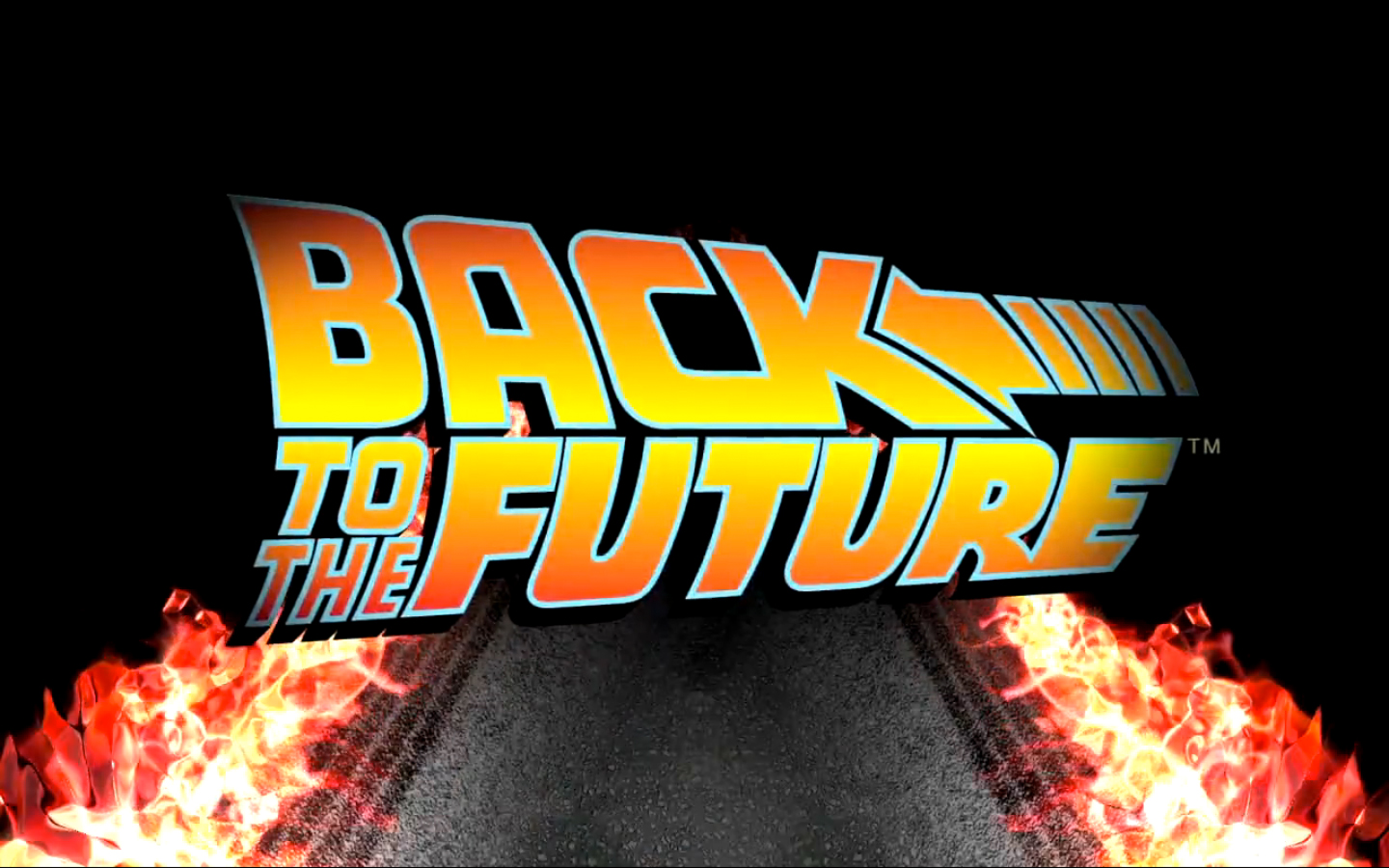 Back To The Future Wallpaper 1920x1080 Download Wallpaper 1440x900