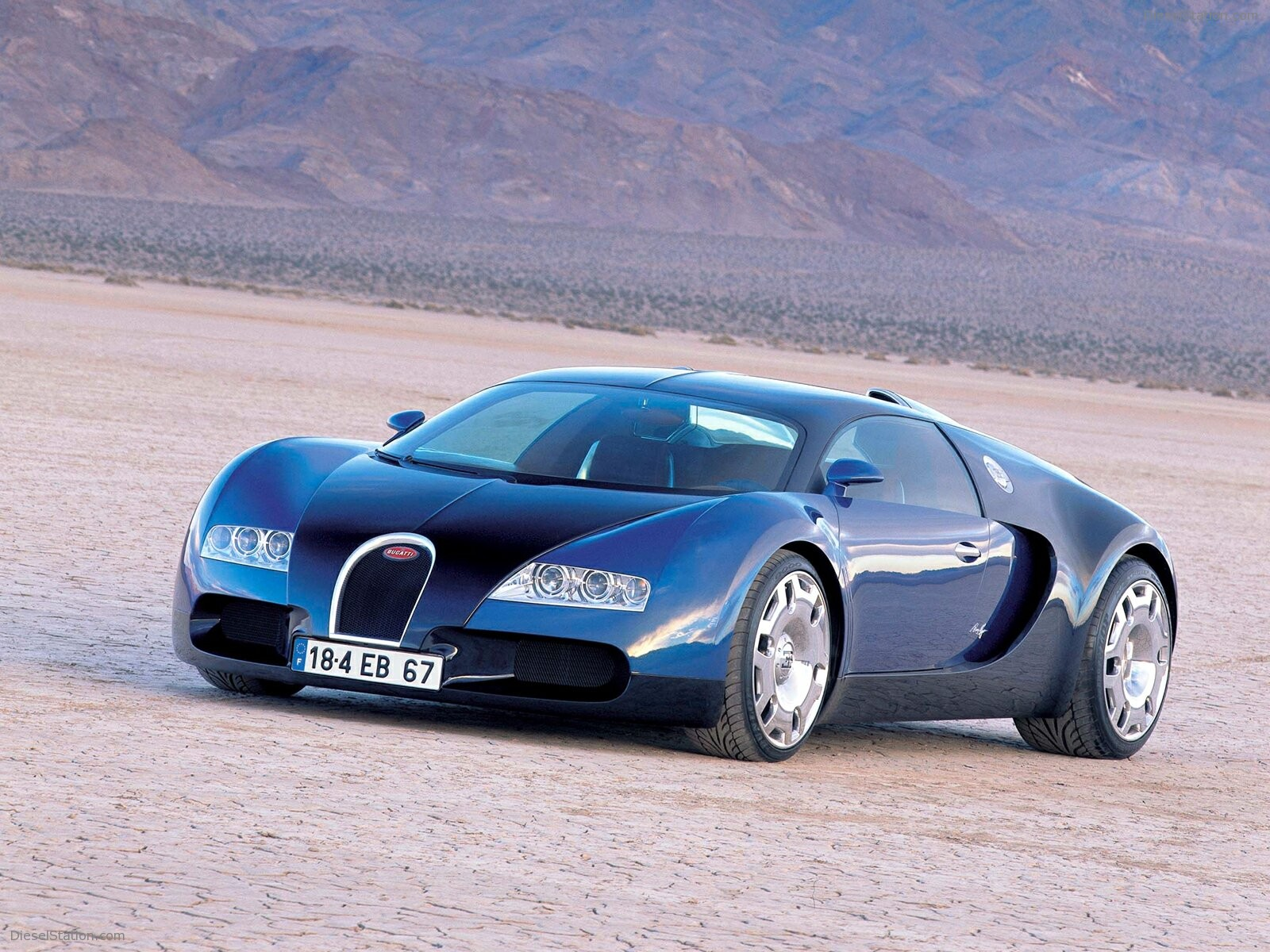 Bugatti Veyron Exotic Car Wallpaper 027 of 85 Diesel 1600x1200