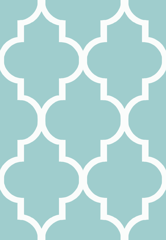 Blue And White Wallpaper Designs Blue and white quatrefoil 554x800