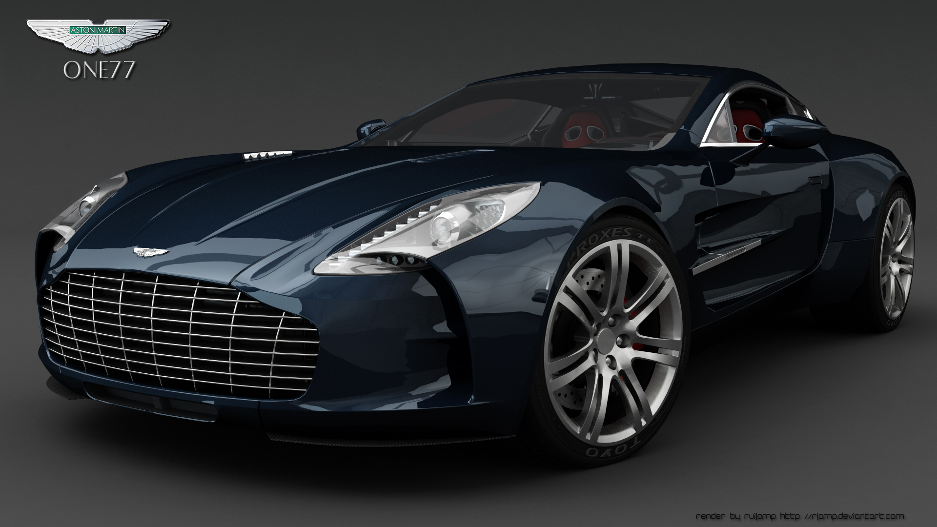 Aston Martin One 77 Wallpaper 2 1920x1080
