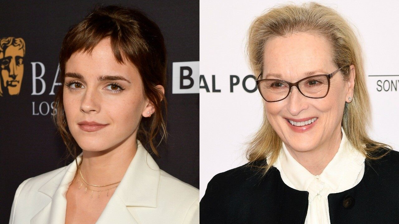 Emma Watson Meryl Streep and More Channel Little Women in 1280x720