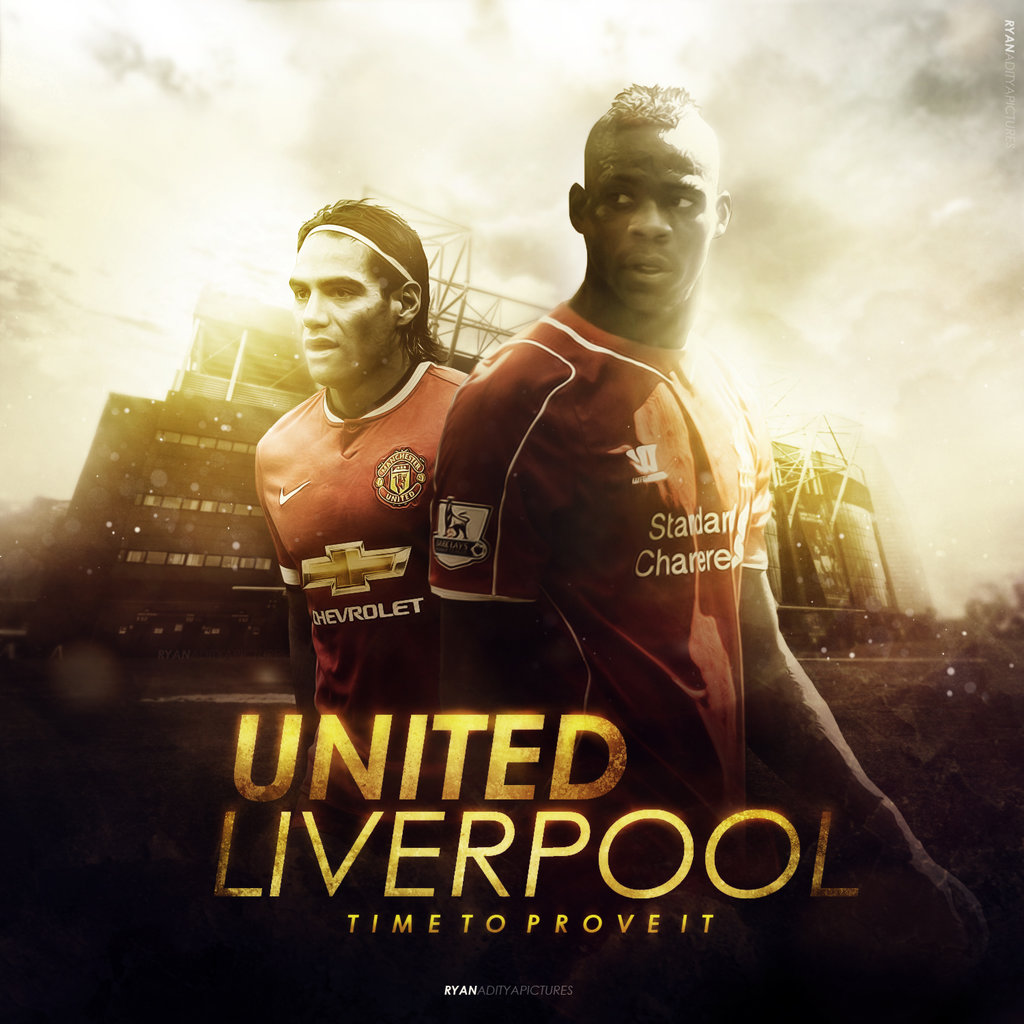 Manchester United vs Liverpool 2014 2015 Wallpaper by RyanGFXpictures 1024x1024