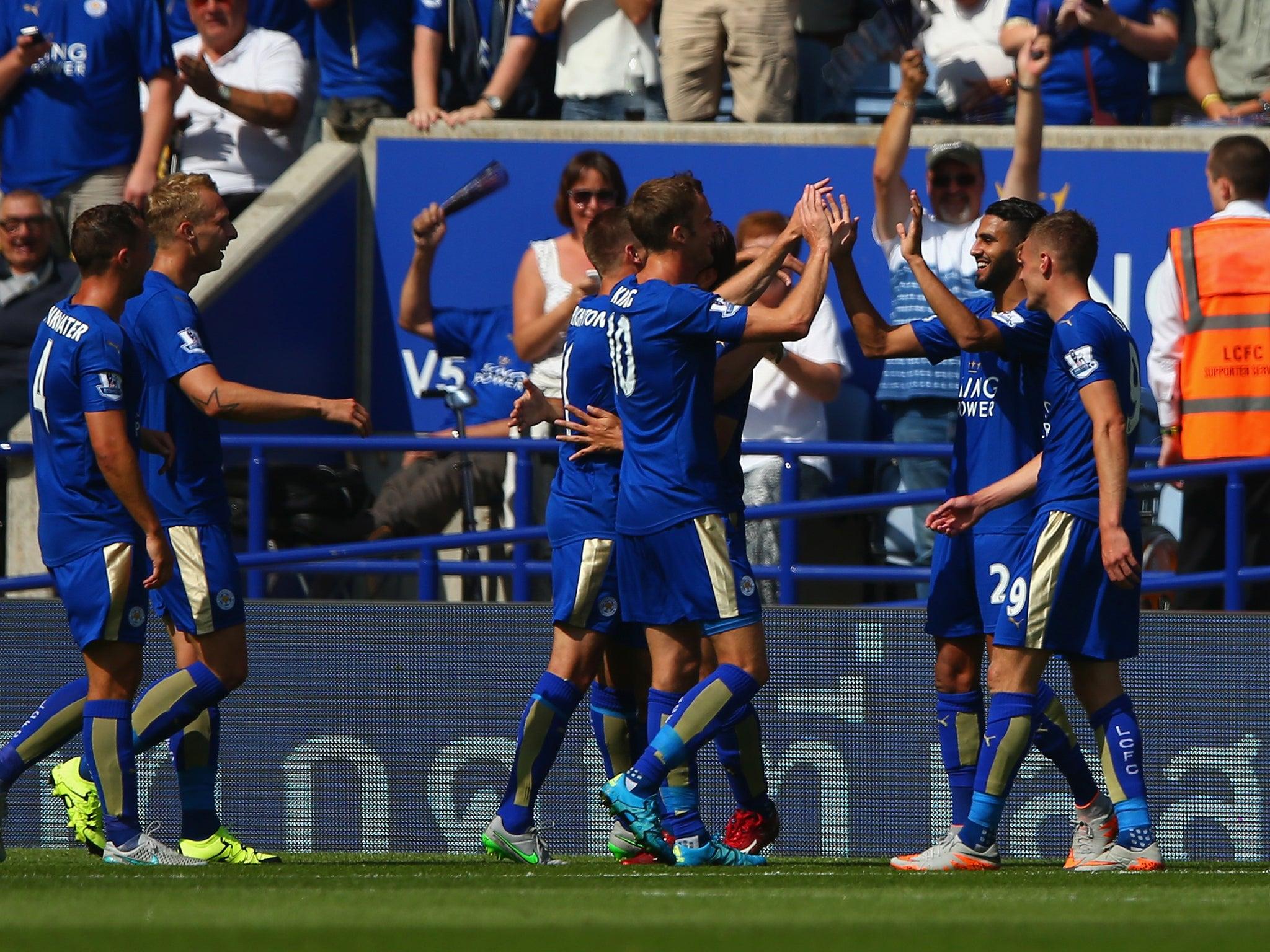 Leicester vs Sunderland match report Claudio Ranieri scores 2048x1536