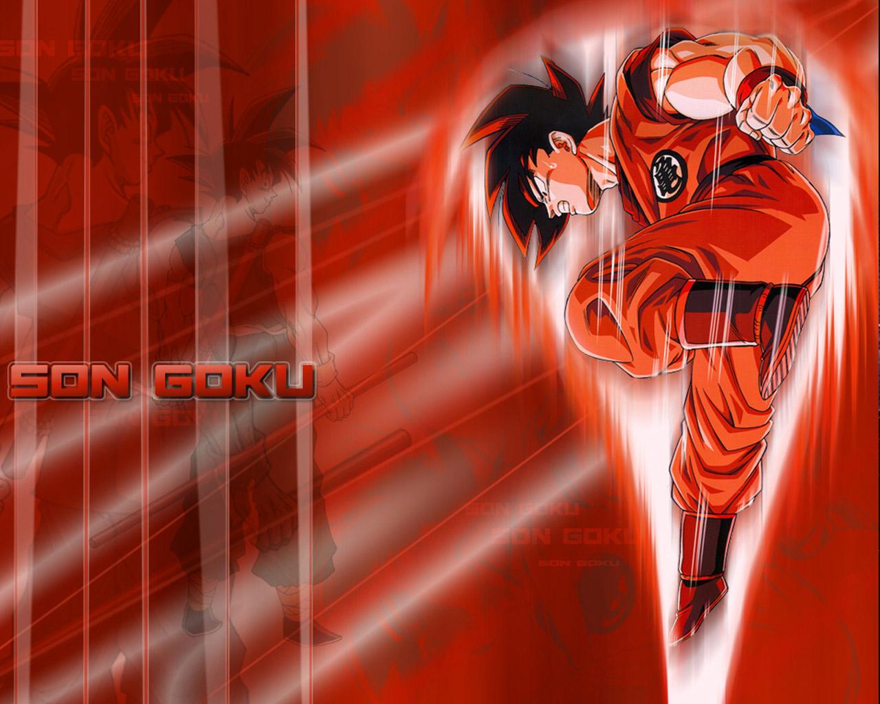 Goku Hd Wallpaper Wallpapersafari