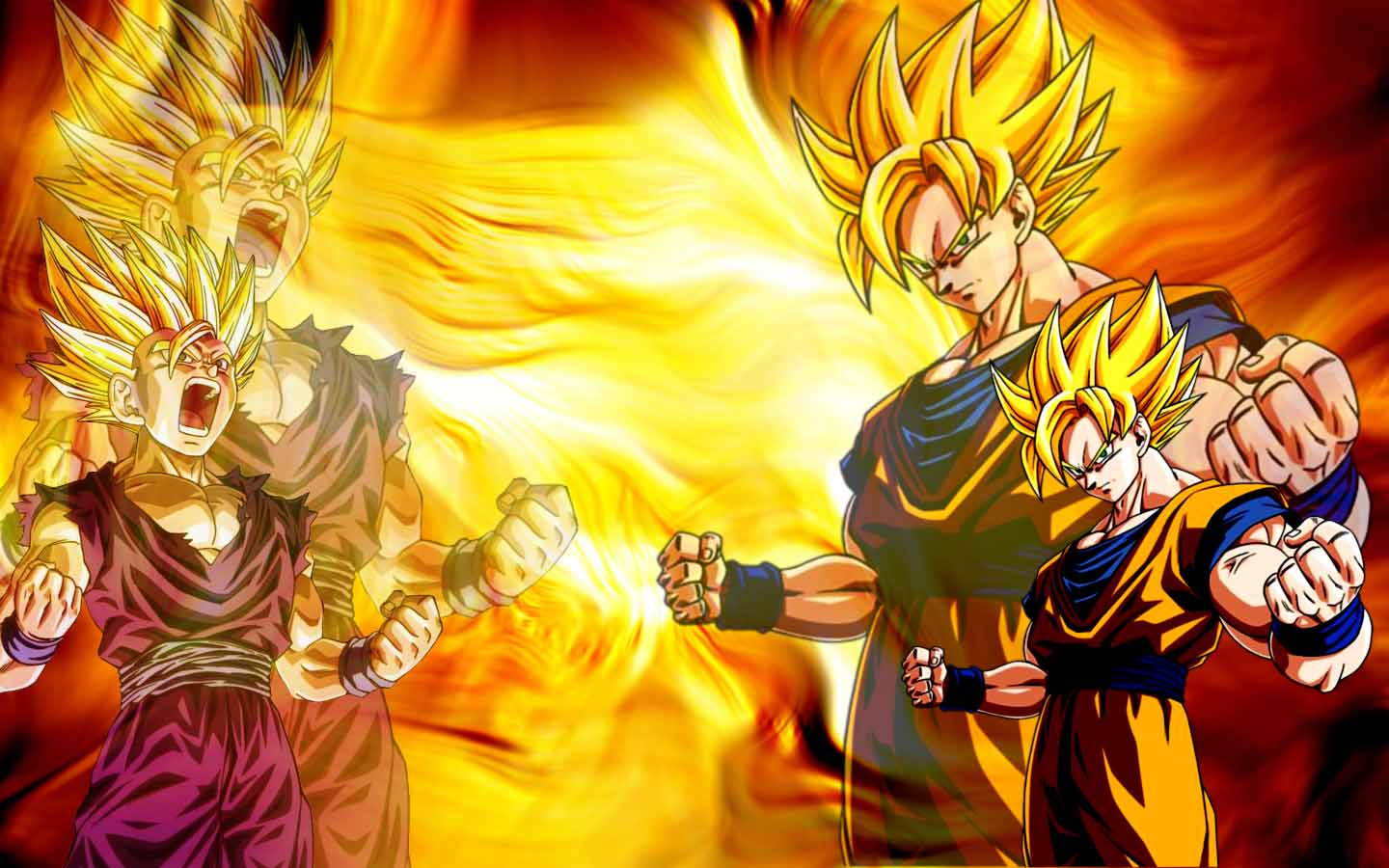 Goku Wallpapers HD Wallpapers Pics 1440x900