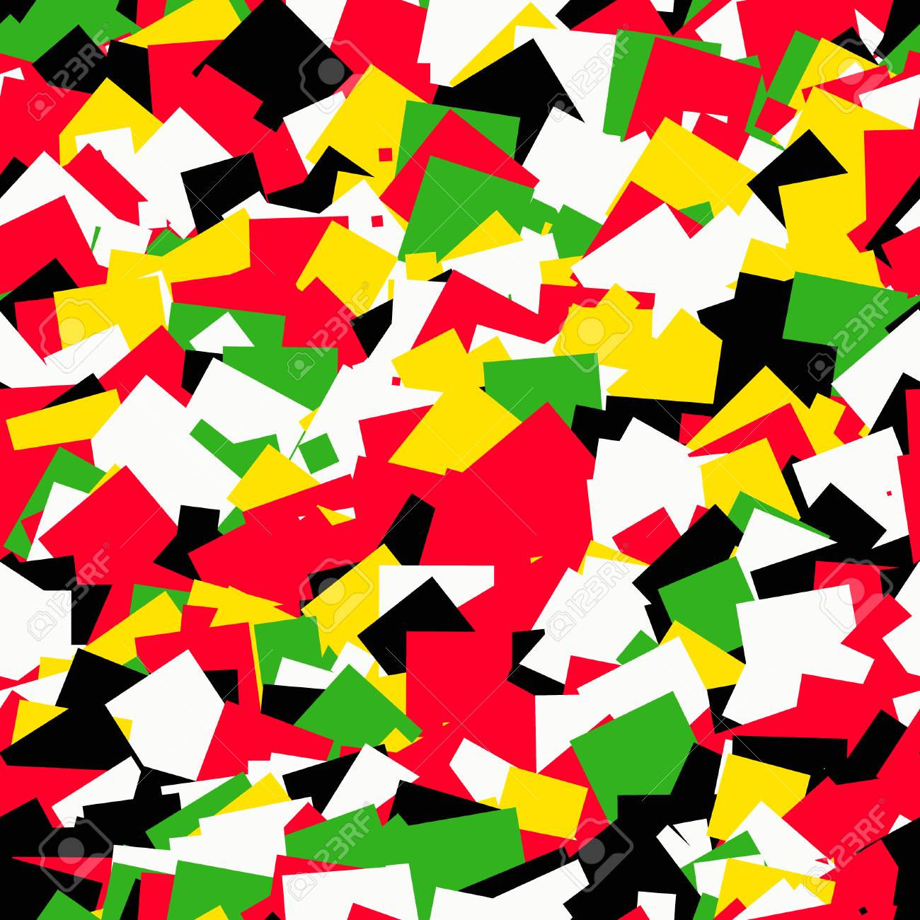 Seamless Abstract Geometric Motley Background Stock Photo 1300x1300