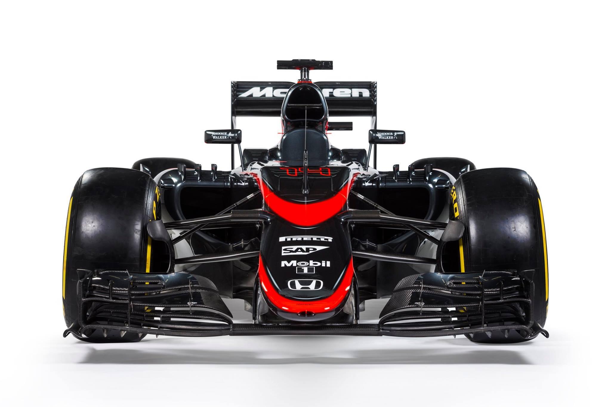 McLaren Honda F1 Wallpaper - WallpaperSafari