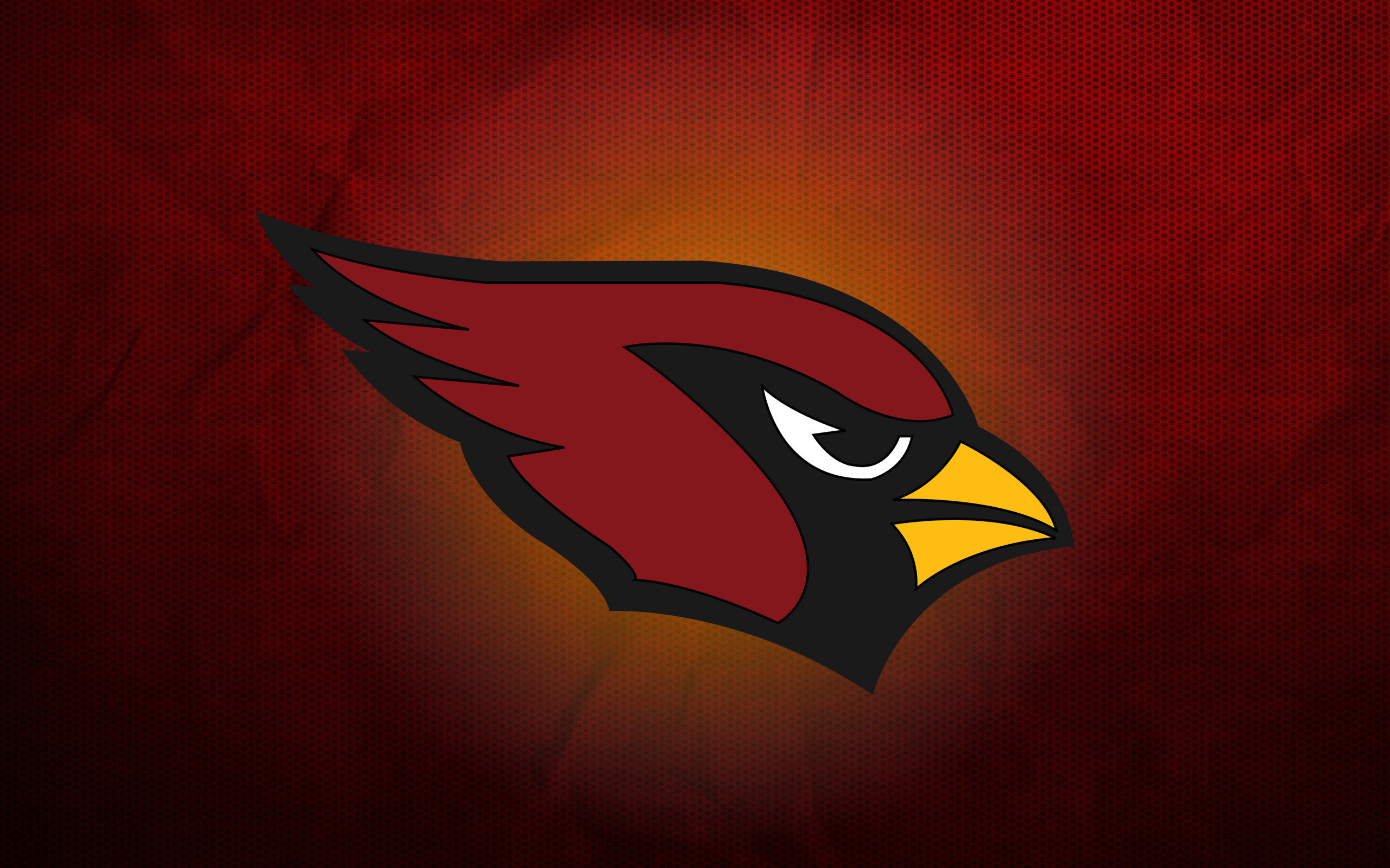 Arizona Cardinals 2014 NFL Logo Wallpaper 2560x1600