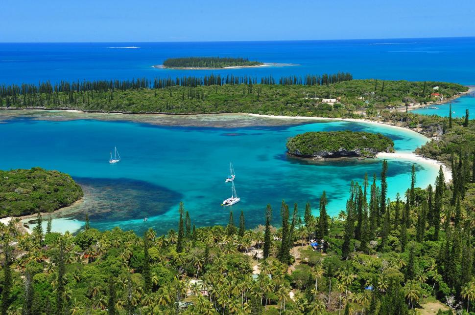 New Caledonia South Pacific Island wallpaper Gallery 970x645