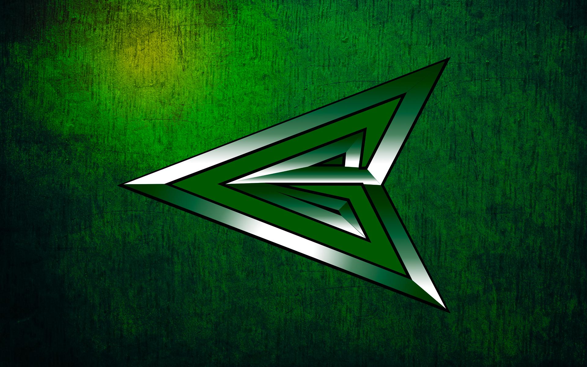 Green Arrow Logo Wallpaper Comics   green arrow wallpaper 1920x1200